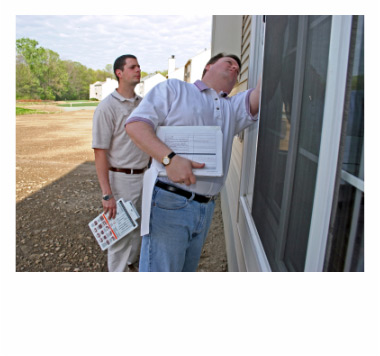 Photo: Termite Inspections